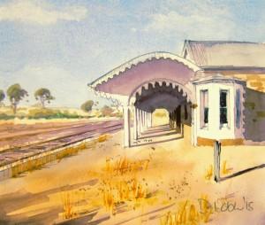 Burra Station