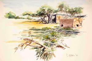 Kiln and Shed, Wynarka