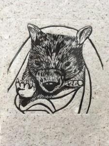 Mary wombat
